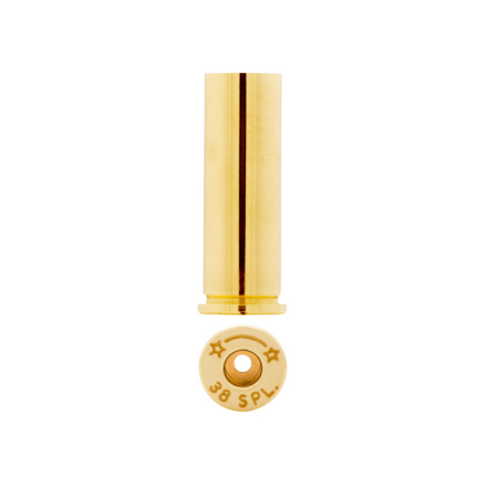 Starline Unprimed Pistol Brass 38 Special 500 Count