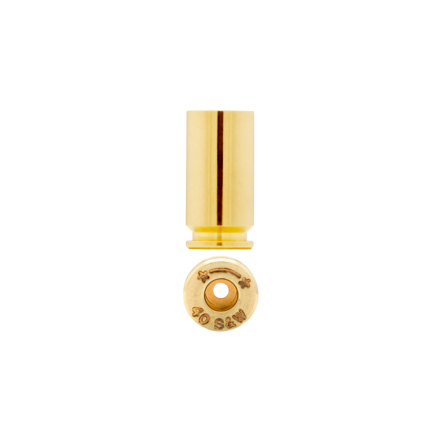 Starline Unprimed Pistol Brass 40 S&W 100 Count
