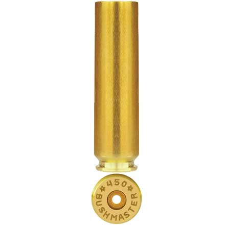 Starline Unprimed Rifle Brass 450 Bushmaster 100 Count
