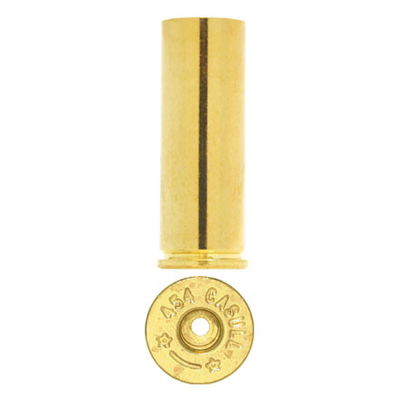 Starline Unprimed Pistol Brass Bulk 454 Casull 100 Count