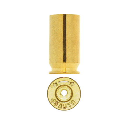 Starline Unprimed Pistol Brass 45 Auto 500 Count