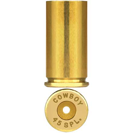 Starline Unprimed Pistol Brass Cowboy 45 Special 500 Count
