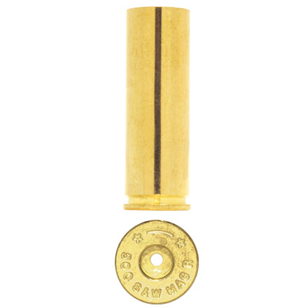 Starline Unprimed Pistol Brass 500 S&W 100 Count
