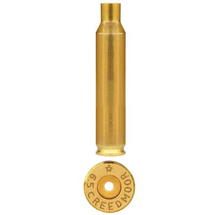 Starline Unprimed Rifle Brass 6.5 Creedmoor Large Primer (LRP) 500 Count