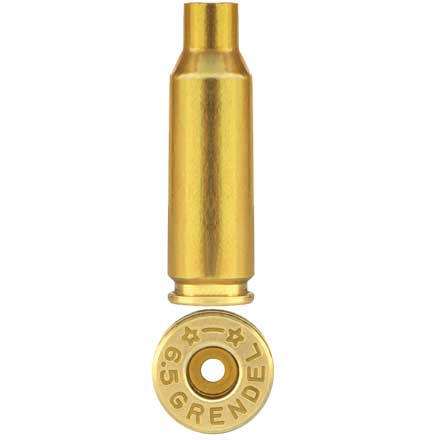 Starline Unprimed Rifle Brass 6.5 Grendel 500 Count