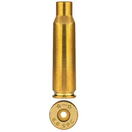 Starline Unprimed Rifle Brass Bulk 6.8 SPC 500 Count