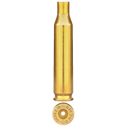 Starline Unprimed Rifle Brass Bulk 7mm-08 Remington 100 Count