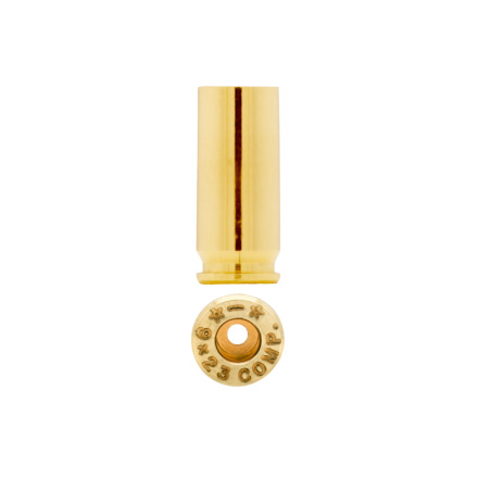 Starline Unprimed Pistol Brass Bulk 9mm Super Comp 9x23 500 Count
