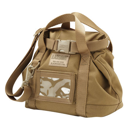 Blackhawk Go Box Ammo Bag for 50 Caliber Ammo Can Coyote Tan