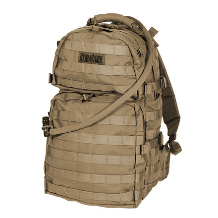 Image for Blackhawk S.T.R.I.K.E. Cyclone Backpack - Coyote Tan With 100 oz Hydration Bladder