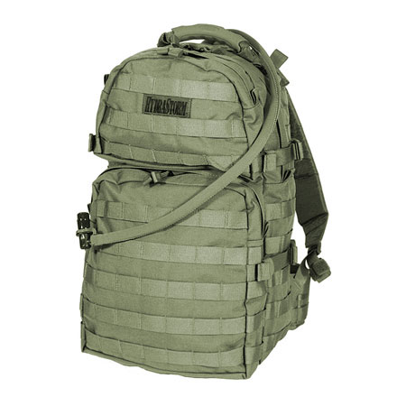 Blackhawk S.T.R.I.K.E. Cyclone Backpack - Olive Drab With 100 oz Hydration Bladder