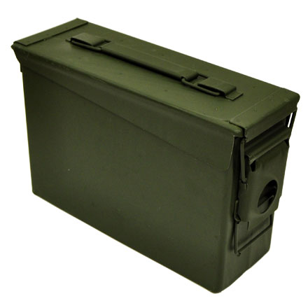 Image for Blackhawk 30 Caliber Ammo Can Olive Drab Metal (30 Cal Ammo Can)