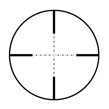 44 Mag 6-21x44mm Side Parallax Adjustment Target Turrets Mildot Reticle Matte Finish