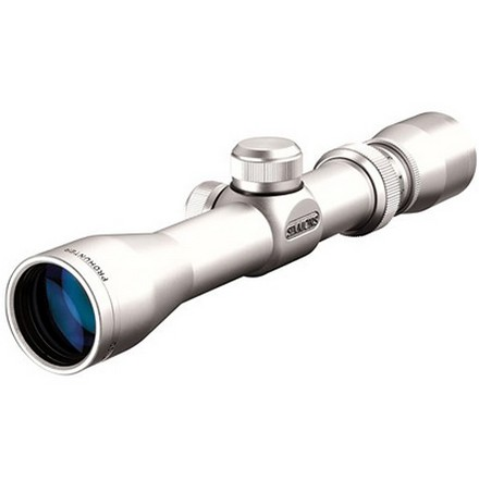 Image for Prohunter 2-6x32mm Handgun Truplex Reticle Silver Finish