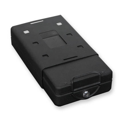 Car Vault/Personal Safe With Key Lock (Large)