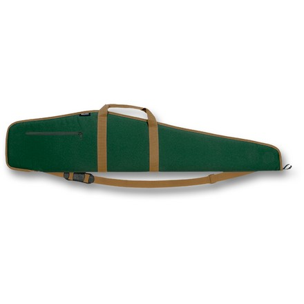 "Extreme 48"" Rifle Case Green With Camel Trim"
