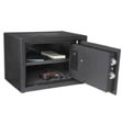 "Magnum LED Vault With Shelf & Automatic Bolt System (9.75"" x 13.75"" x 9.75"")"