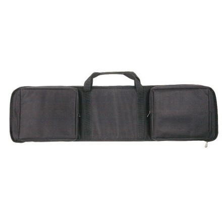 "45"" Extreme Rectangle Discreet Assault Rifle Case Black"