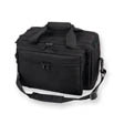 Range Bag With Pistol Rug (X-Large Deluxe) Black