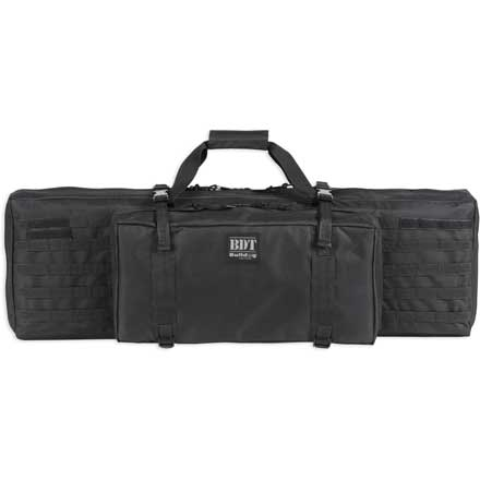 "Standard 38"" Single Tactical Rifle Case Black"