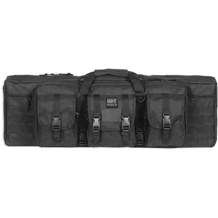 "Deluxe 36"" Single Tactical Rifle Case Black"