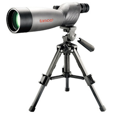 Image for World Class 20-60x60 Zoom Spotting Scope With Tripod