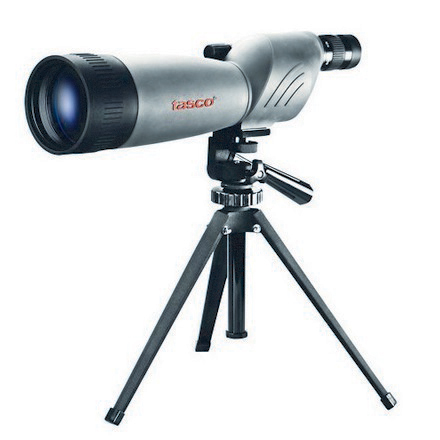 Image for World Class 20-60x80 Zoom Spotting Scope With Tripod