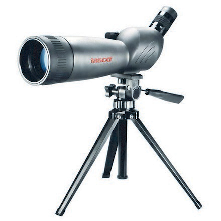 Image for World Class 20-60x80 Zoom Spotting Scope 45° Eyepiece With Tripod