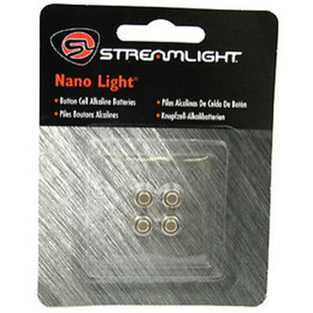 Nano Light Batteries (4 Per Pack)