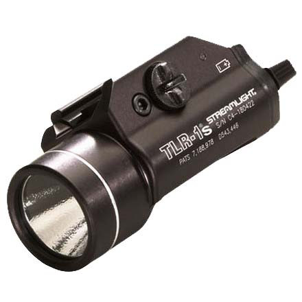 Image for TLR-1 S Weapons Mounter Tactical Light With Strobe Function