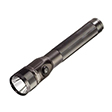 Stinger DS C4 LED Rechargeable Black Flashlight With AC/DC Steady Charge