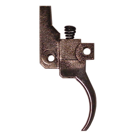 Ruger Rimfire Replacement Trigger Adjustment 1 1/2 - 2 1/2 Lbs Silver Finish