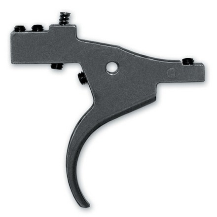 Savage Edge 110,111,112 Replacement Trigger Adjustment 14 Oz  - 3 Lbs Black Finish