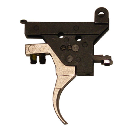 Savage 110, 111, 112 Replacement Trigger Adjustment 4 Oz - 3 Lbs Silver Finish