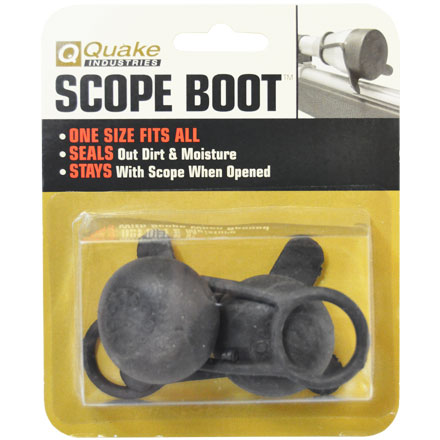 Quake Scope Boot Cover (One Size Fits All)