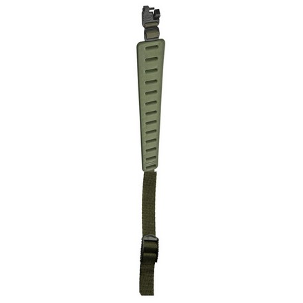 Claw Rifle Sling (OD Green) With Hush Stalker II Swivels