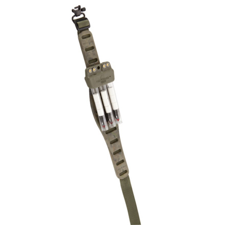 Claw Camo Muzzleloader Sling System With Speed Clip Loader