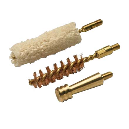 .50 Caliber Ramrod Accessory Pack (With Cleaning Brush Cotton Swab, & Jag)
