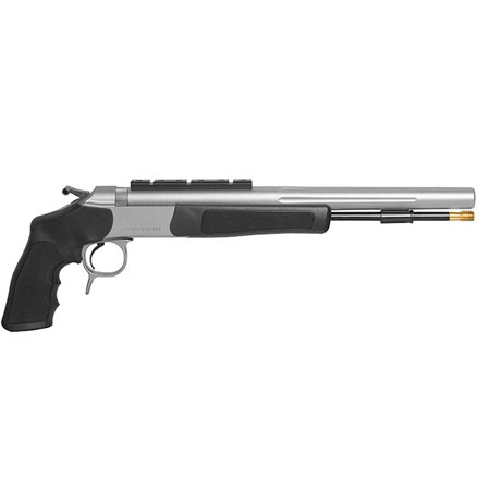 Image for Optima V2 50 Cal Muzzloading Pistol Stainless Steel Barrel With Scope Mount