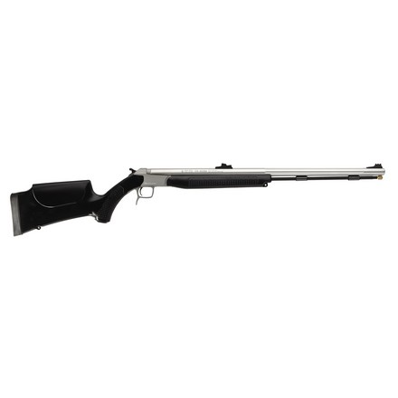 Accura V2 Fiber Grip .50 Caliber Break Action (Stainless Steel/Black)