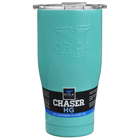 Image for ORCA Chaser Seafoam / Clear 27 fl oz  Stainless Steel Tumbler