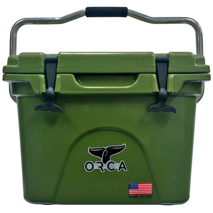 Image for ORCA 20 Quart Cooler Green