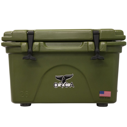 Image for ORCA 26 Quart Cooler Green