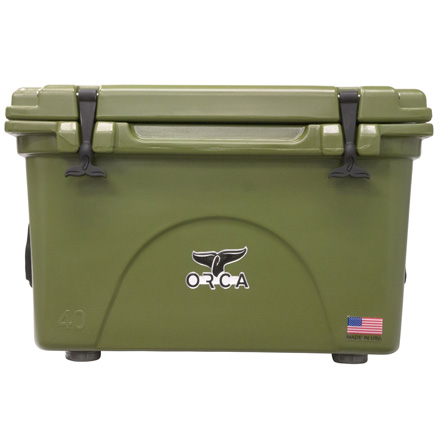Image for ORCA 40 Quart Cooler Green