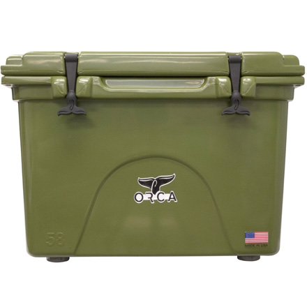 Image for ORCA 58 Quart Cooler Green