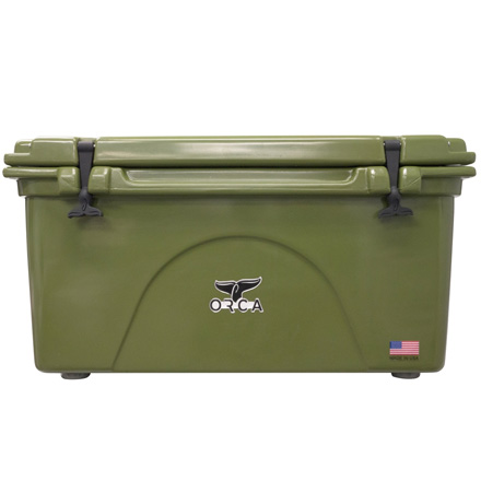 Image for ORCA 75 Quart Cooler Green
