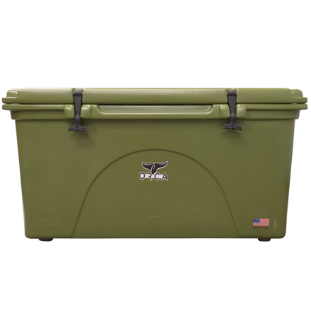Image for ORCA 140 Quart Cooler Green