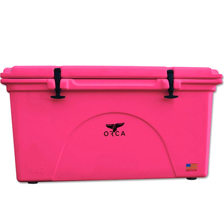 Image for ORCA 140 Quart Cooler Pink