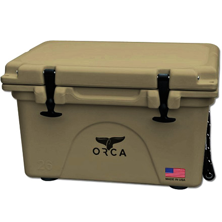 Image for ORCA 26 Quart Cooler Tan