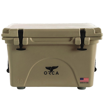 Image for ORCA 40 Quart Cooler Tan